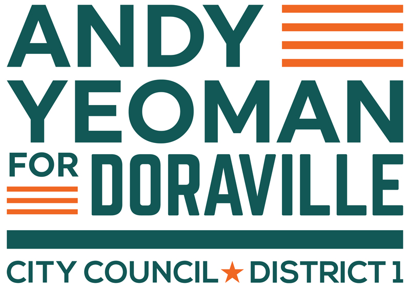 Andy Yeoman for Doraville